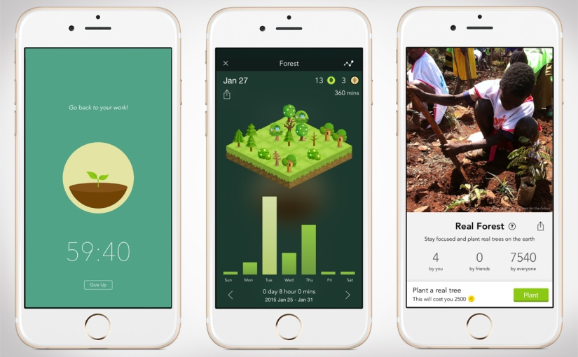 App Review: Forest