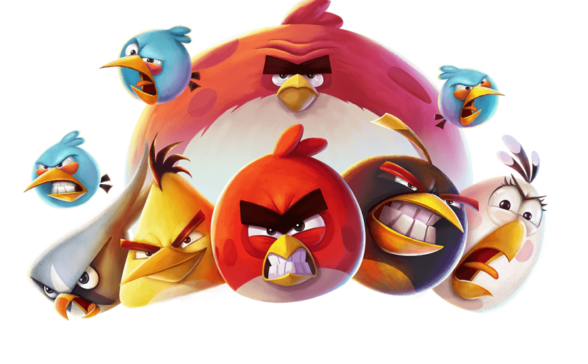 Which Angry Bird Are You Today?